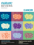 Nature Reviews Cancer cover