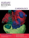 Nature Reviews Cardiology cover