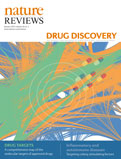 Nature Reviews Drug Discovery cover