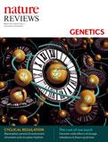 Nature Reviews Genetics cover