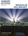 Nature Reviews Molecular Cell Biology cover