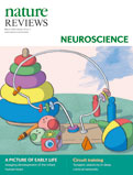 Nature Reviews Neuroscience cover