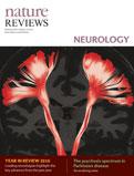Nature Reviews Neurology cover