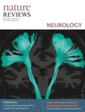Nature Reviews Neurology cover
